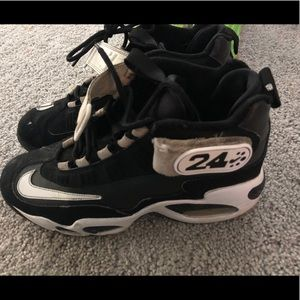 Kids Griffey Shoes.
